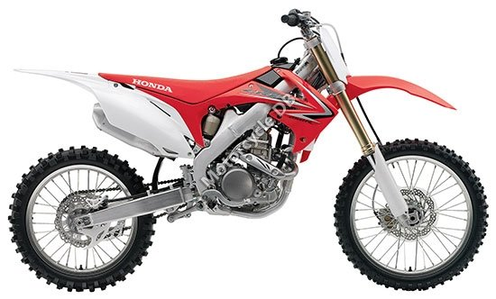 Honda CRF250R 2010 4211