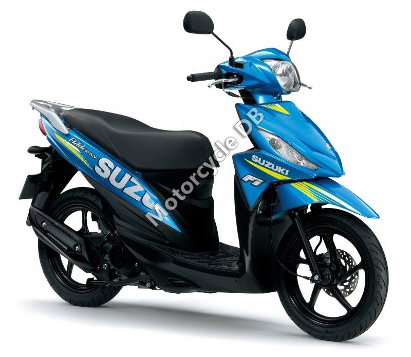 Suzuki Address 110 2016 28141