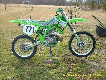 Kawasaki KX 250 1990 8321