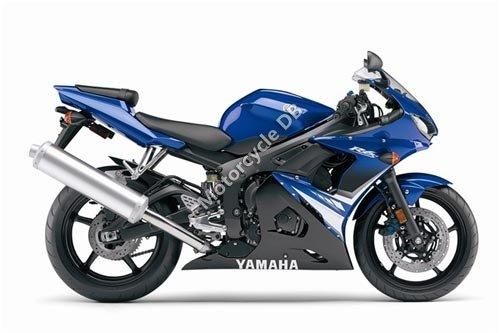 Yamaha YZF-R6S 2008 2878