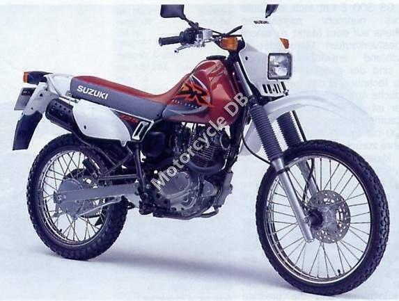 Suzuki DR 125 SE 1997 1435