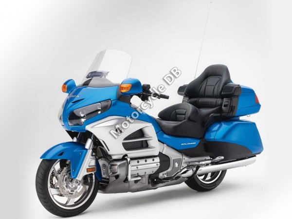 Honda Gold Wing Audio Comfort Navi Xm ABS 2012 22286