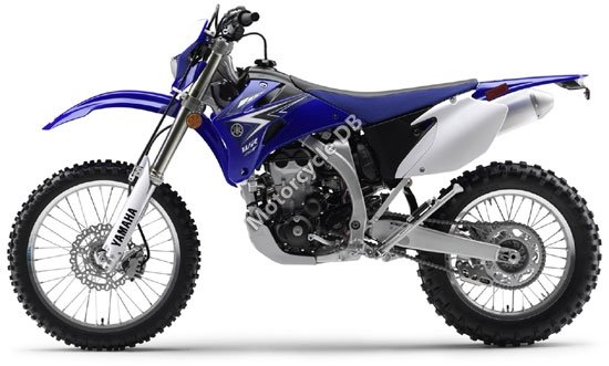 Yamaha WR450F 2010 4572
