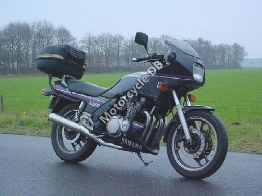 Yamaha XJ 900 F 1990 13589