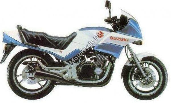 Suzuki GSX 550 ES 1984 9926