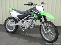 Kawasaki KLX 140 2010 132