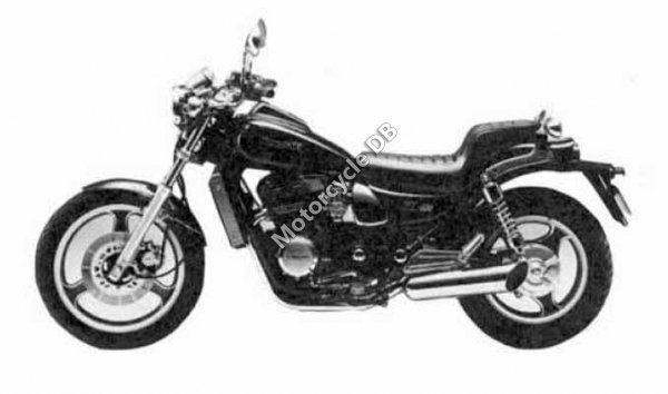 Kawasaki ZL 600 1986 11568