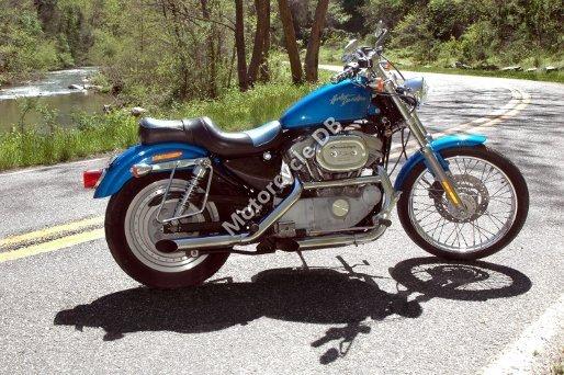 Harley-Davidson 1200 Sportster 1993 7638