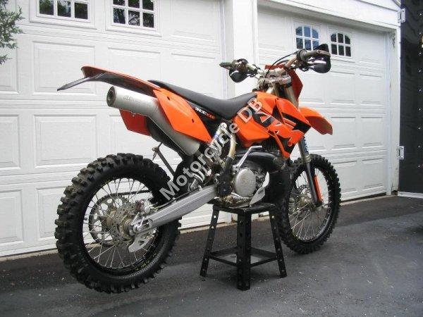 KTM 300 EXC 2005 7240