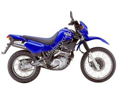 Yamaha XT 550 (reduced effect) 1983 16815