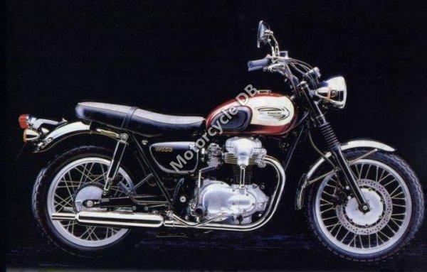 Kawasaki W 650 2002 4042