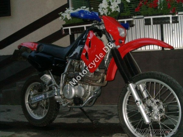 Gilera RC 600 1990 18182