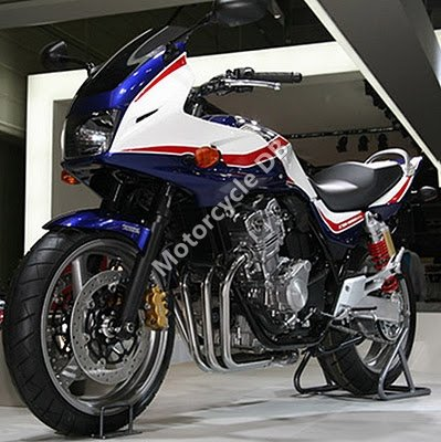 Honda CB 400 Super Bol D´Or 2006 17579 Thumb