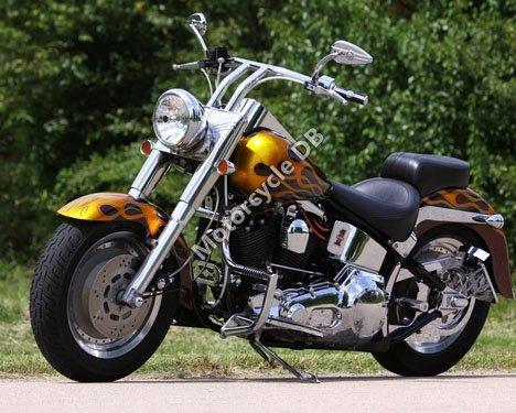 Harley-Davidson 1340 Softail Heritage Custom 1993 14883