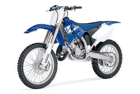 Yamaha YZ 125 2006 5213