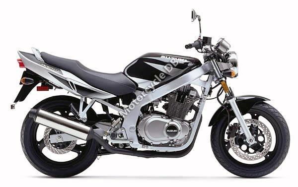 Suzuki GS 500 2002 10401