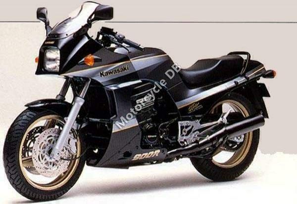 Kawasaki GPZ 900 R 1986 12845