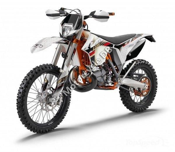 KTM 300 EXC 2014 23697