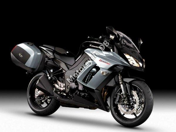 Kawasaki Versys Tourer 2012 22229