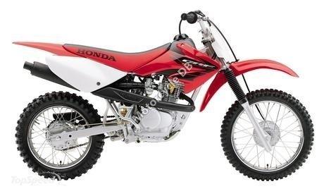 Honda CRF 80 F 2004 10150