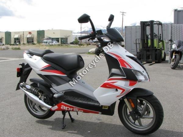 Aprilia SR 50 R 2009 9980