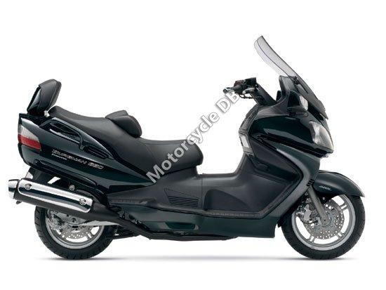 Suzuki Burgman 650 Exec 2008 2764