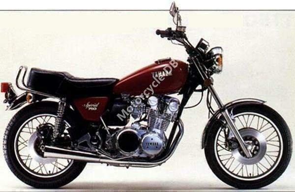 Yamaha XS 750 US. Custom 1980 14908