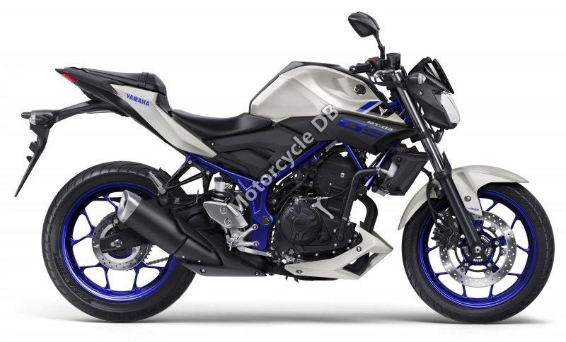Yamaha MT-03 2016 25953