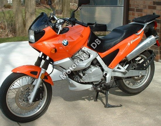 BMW F 650 1997 13451