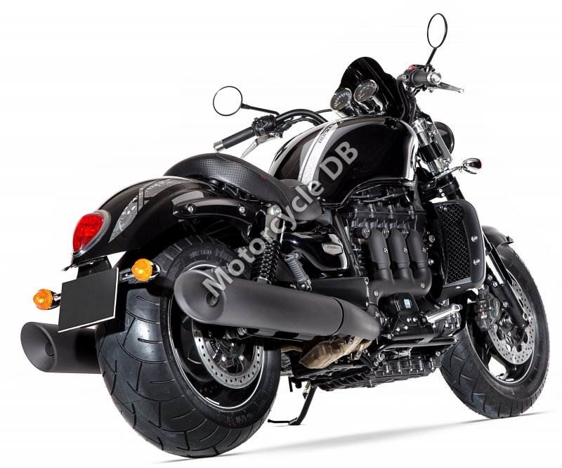 Triumph Rocket III Roadster 2018 26998