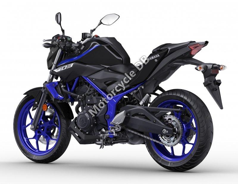 Yamaha MT-03 2018 25966