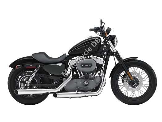 Harley-Davidson XL 1200N Sportster 1200 Nightster 2009 11800