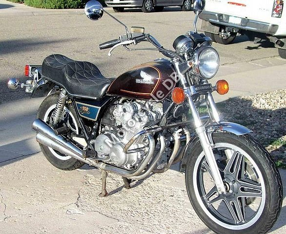 Honda CB 750 C 1980 12198