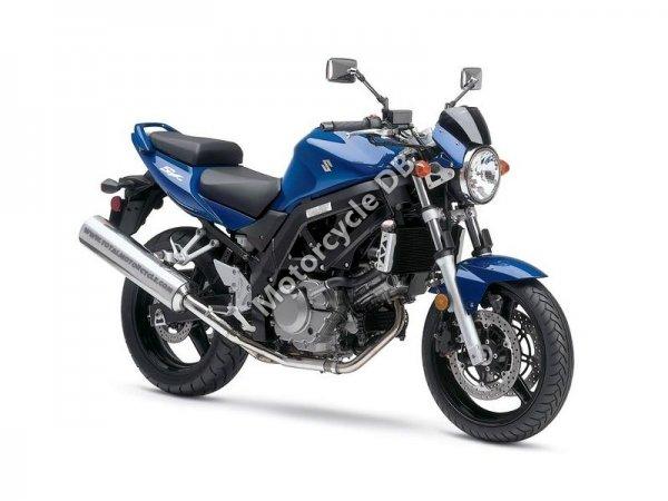 Suzuki SV 650 2005 5753