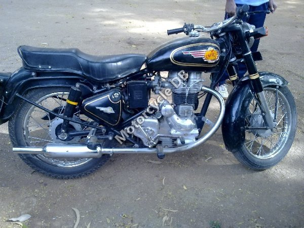 Enfield 350 Bullet 1986 12178