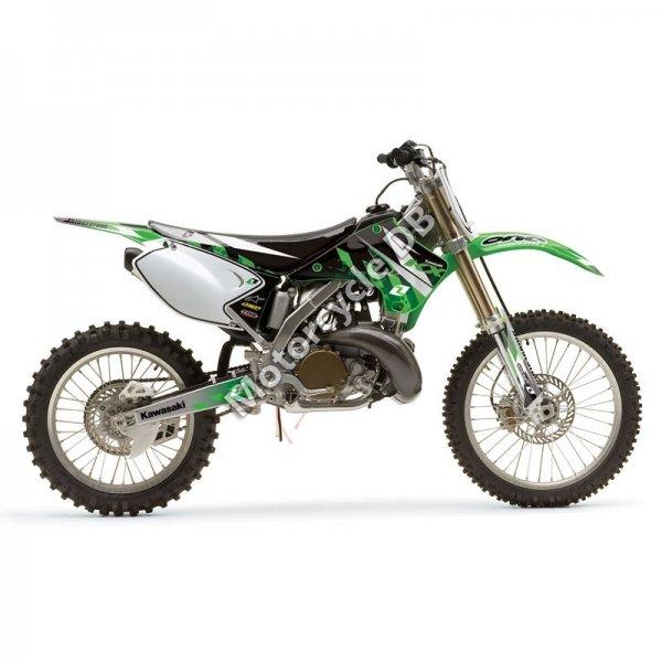 Kawasaki KX125 2009 7956