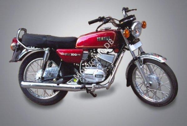 Yamaha RX 100 1990 9407
