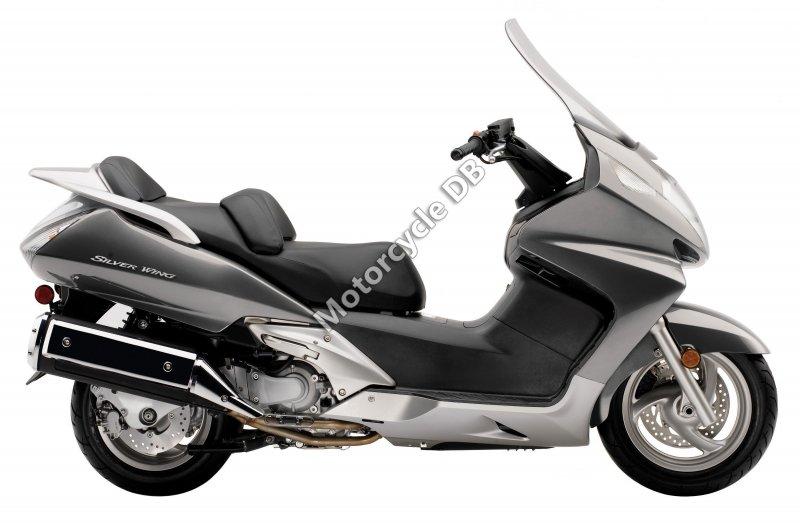 Honda Silver Wing 2014 30936