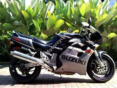 Suzuki GSX-R 1100 WR 1994 15462