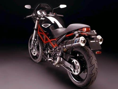 Ducati Monster 695 2008 56