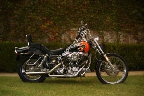 Harley-Davidson FXWG 1340 Wide Glide 1985 7818