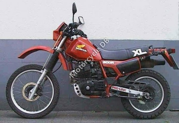 Honda XL 600 R 1983 7603 Thumb