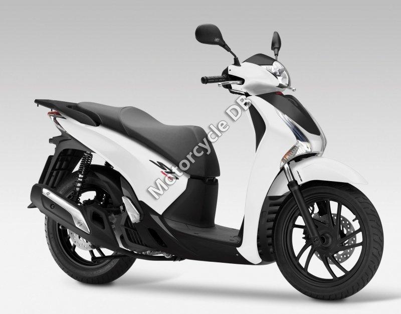Honda SH125i 2016 30376
