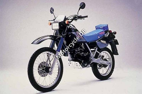 Kawasaki KLR 250 (reduced effect) 1987 11831