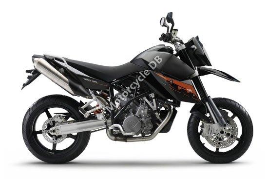KTM 990 Supermoto 2009 3608