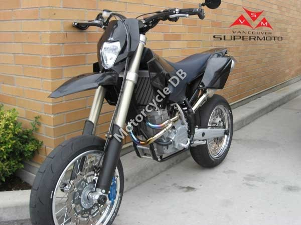 Husaberg FS 650 E Supermoto 2001 12867