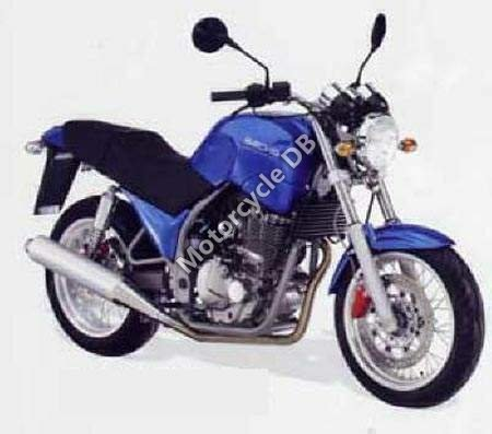 Sachs Roadster 650 2002 20353