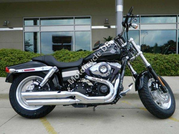 Harley-Davidson FXDF Dyna Fat Bob 2012 22327