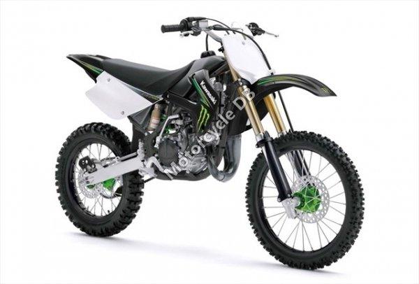 Kawasaki KX100 2009 12705