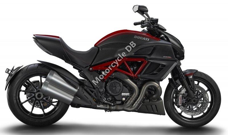 Ducati Diavel Carbon 2016 31418